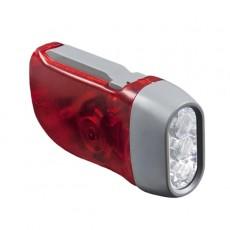 Lampe-torche à 3 LED dynamo